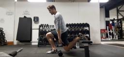 Technique of the Week: The Bulgarian Split Squat